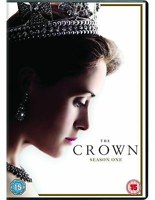 THE CROWN: Season 1 * Brand New and Sealed * Free UK Postage *