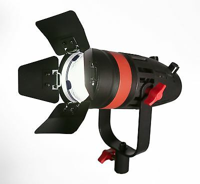 Boltzen 55w Fresnel Focusable LED - Daylight (High CRI)