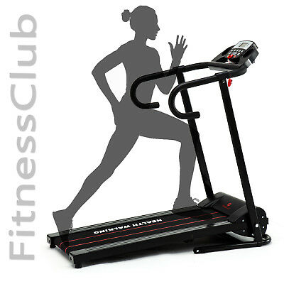 HomeUse Jogging Running Machine Electric Motorized Treadmill Folding Limit Space