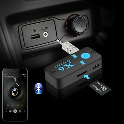 3.5mm Home PC Music Wireless Audio Adapter USB AUX Car Bluetooth Receiver