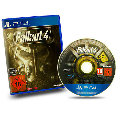 Ps4 - Playstation 4 Spiel Fallout 4 (USK 18) in Ovp