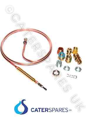 900Mm Super Universal Thermocouple Fryers / Ranges / Grills Spare Parts 11 Piece