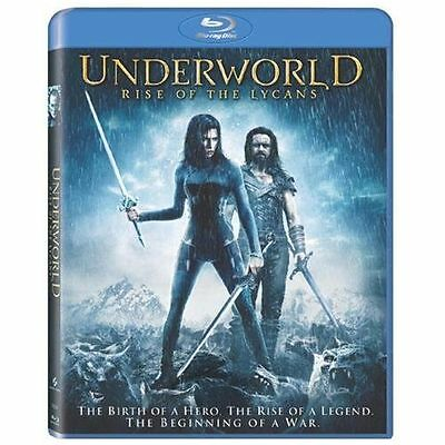 Underworld: Rise of the Lycans (Blu-ray Disc, 2009) BRAND NEW SEALED.......
