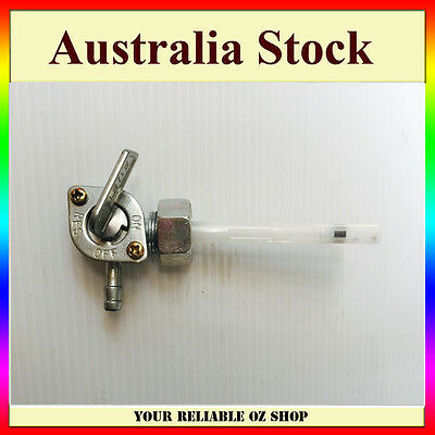 14mm FUEL TAP SWITCH PETCOCK PETROL TANK HONDA XL250/S XL350 CB400 CX500 CG125