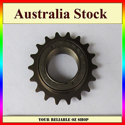 BMX Bike Bicycle 18T Teeth Single speed Freewheel Flywheel Sprocket Gear
