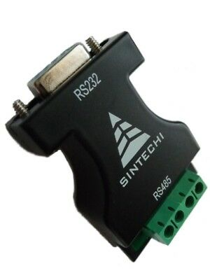 Krysma RS-232 RS232 To RS-485 RS485 Serial Adaptor Converter