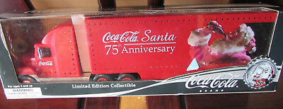 Coca Cola 75th Anniversary Santa Truck 2006 BRAND NEW IN BOX