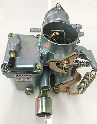 VW Beetle Carburetor NEW fits 1600 Engines 34-PICT-3  LIFETIME WARRANTY