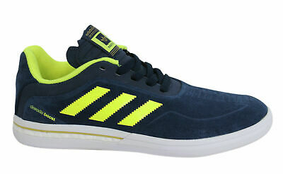 timeless design 39245 aaa2a ADIDAS DORADO ADV Boost Lace Up Navy Mens Skateboarding Trainers D69249 U46  - £42.39  PicClick UK