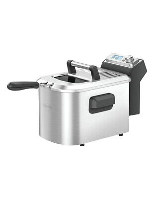 NEW Breville The Smart Fryer BDF500 Grey