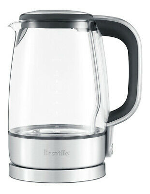 NEW Breville the Crystal Clear Kettle BKE595CLR
