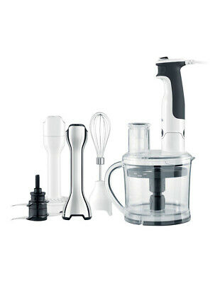 NEW Breville BSB530 The All In One Stick Blender White