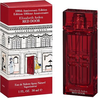 Red Door By Elizabeth Arden Eau De Toilette Spray For Women 1 oz (Pack of