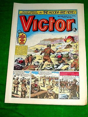INDIAN 13th  FRONTIER FORCE RIFLES IN EGYPT WW2 COVER STORY IN  VICTOR 1979