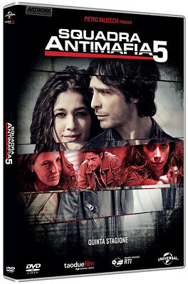 Universal Pictures dvd Squadra Antimafia - Stagione 05 (5 Dvd) 2009 tv - Serie