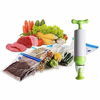 Food Savers & Storage Containers Sous Vide Bags-Vacuum Sealer With Hand System