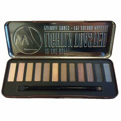 W7 In The Buff Lightly Toasted Eye Shadow Palette