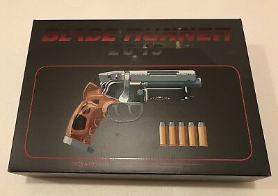 Tomenosuke Blade Runner Blaster 2049 Movie PROP Ver Assembled Model Harrison EMS