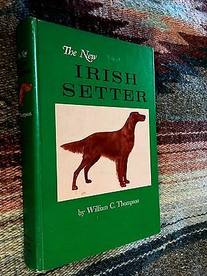 The New Irish Setter By William C. Thompson, 1968