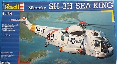 Revell 1:48 Sikorsky SH-3H Sea King Kit No. 04466