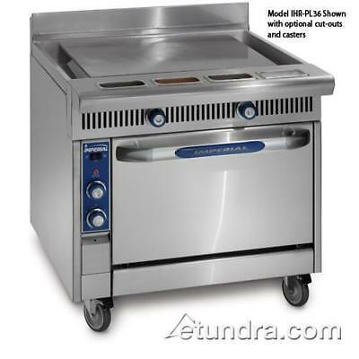 """Imperial - IHR-PL36-C - Diamond Series 36"""" Plancha Griddle w/ Convection Oven"""
