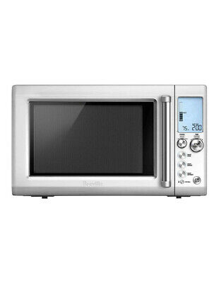 NEW Breville the Quick Touch Microwave BMO735BSS