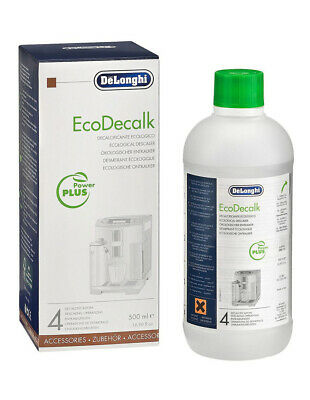 NEW Delonghi DLSC500 Coffee Descaling Solution: 500ml (4 uses)
