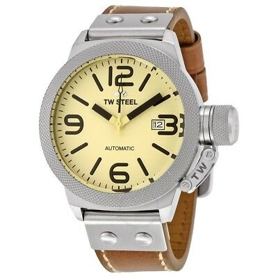 NEW TW Steel Canteen Men's Automatic Watch - CS15