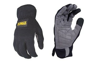 DeWalt Work Gloves RapidFit Slip On DPG218 DPG 218 Large