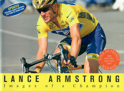 Lance Armstrong Signed Autograph