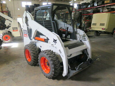 Bobcat S175 year 2007 Selectable Controls, Best Unit on eBay - Miami