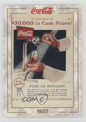 1993 Collect-A-Card The Coca-Cola Collection Series 1 #26 Pure as Sunlight 1c2