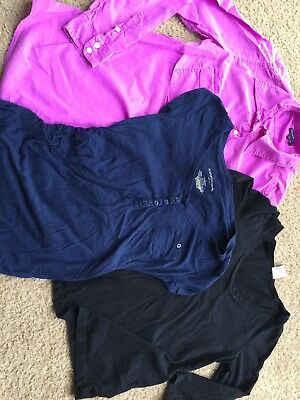 Gap Maternity Liz Lange Old Navy Lot Shirts Tops Work Casual XS small