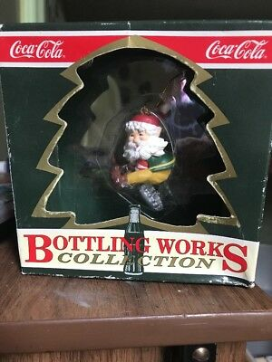 "COCA-COLA BOTTLING WORKS COLLECTION ""Thirsting for Adventure"" dated 1992"