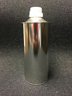 Quart Size Cone Top Empty Metal Paint Cans With Tops(12 Cans And 12 Lids)