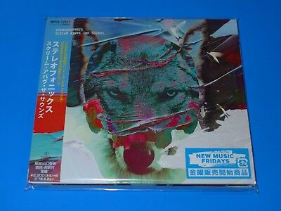 2017 JAPAN STEREOPHONICS SCREAM ABOVE THE SOUNDS DIGI SLEEVE CD 5 BONUS TRACKs