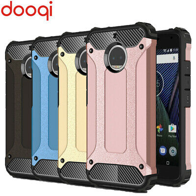 For Moto G5S plus Shockproof Tough Hybrid Bumper Armor Protective Cover Case