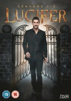 Lucifer Season 1-2 Series One Two First Second 1 2 New DVD Region 4
