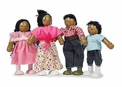 Le Toy Van Happy Family Dolls