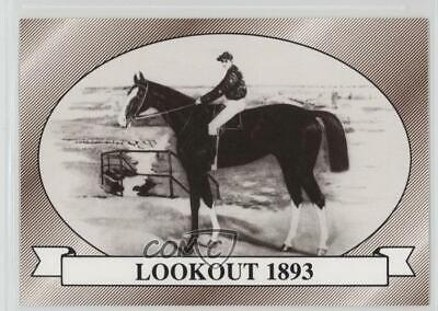 1991 Horse Star Kentucky Derby #19 Lookout MiscSports Card