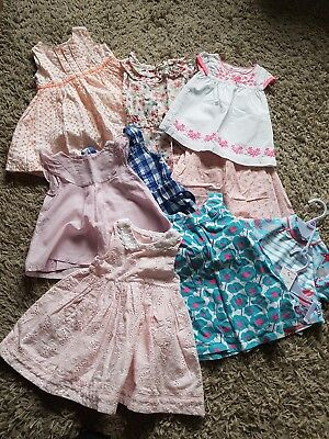 Very Large Girl's Summer Bundle 3-6 months