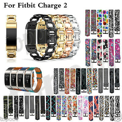 Replacement Watch Band Bracelet Wrist Band Wristband Strap For Fitbit Charge 2 A