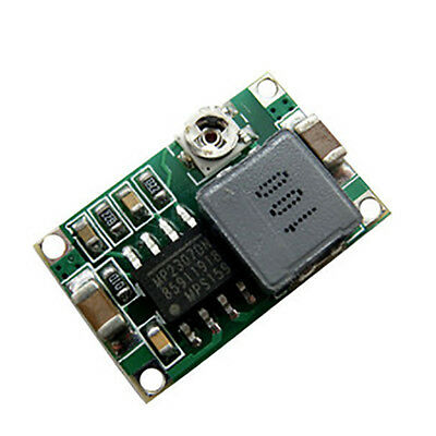 5 Pcs Mini-360 DC-DC Buck Converter Step Down Module Mini360 4.75V-23V to 1V-17V
