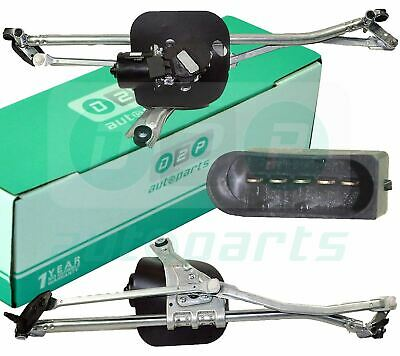 Front Windscreen Wiper Motor & Linkage For Bmw Mini One, Cooper R50 R52 R53