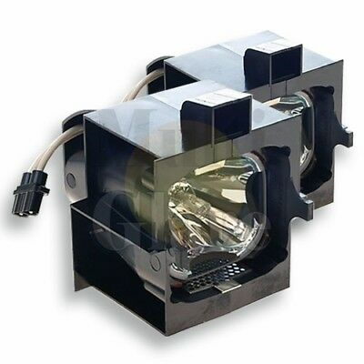 Original bulb inside Projector Lamp Module for BARCO ID R600+ (Dual)