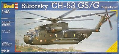 Revell 1:48 Sikorsky CH-53 GS/G Kit No. 04446