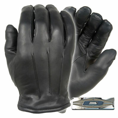 New Damascus Dld40 Cold Weather Thinsulate Lined Leather Dress Gloves Small