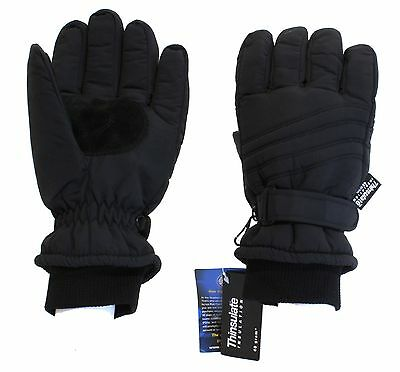 Law Pro 3M Thinsulate Waterproof Insulated Winter Snow Ski Gloves Mens Medium