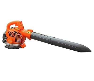 26cc 3 in 1 Petrol Leaf Blower Vacuum Shredder and Mulcher inc. Collection Bag
