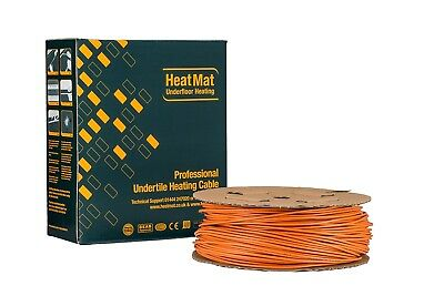 HeatMat 3mm Universal Underfloor Heating Cables